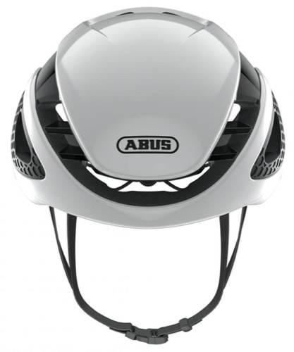 Foto vooraanzicht Abus fietshelm model Gamechanger
