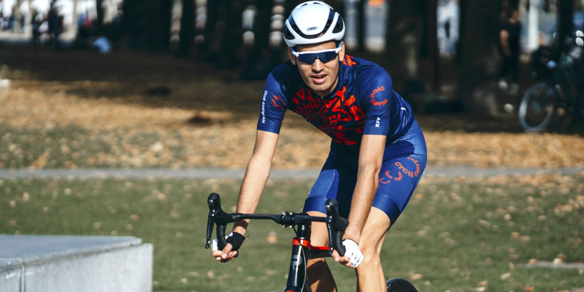 Foto Cycle Capital herfsttraining voor beginnende wielrenners
