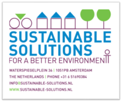 Logo Club van 100 lid Sustainable solutions